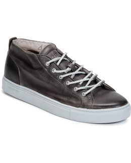 Lm11 Men's Shoes (high-top Trainers) In Grey