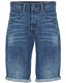 3302 Tapered 1/2 Men's Shorts In Blue