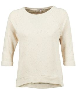 Asparo Women's Sweatshirt In Beige