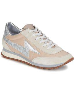 Astor Lightening Bolt Women's Shoes (trainers) In Beige