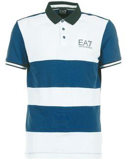 Sea World Portofino Men's Polo Shirt In Blue