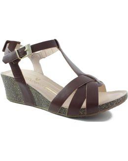 Rita Cuña Women's Sandals In Brown