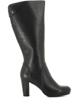 103384 Boots Women Women's High Boots In Black