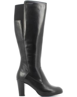 105333 Boots Women Women's High Boots In Black
