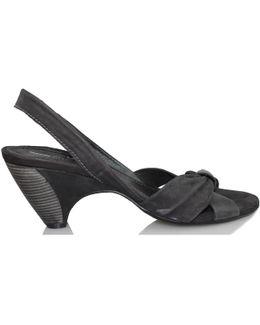 Black Carla Women's Sandals In Black