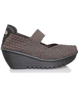 Lulia Brown W Women's Shoes (pumps / Ballerinas) In Brown