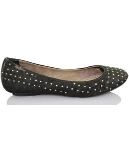 Woman Dancer Ks Women's Shoes (pumps / Ballerinas) In Black
