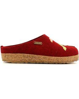 75100742 Slippers Women Women's Slippers In Red
