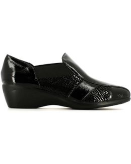 105187 Mocassins Women Women's Court Shoes In Black