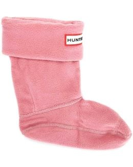 Original Kids Rhodonite Pink Welly Socks Women's Socks In Pink