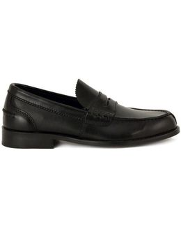 Beary Loafer Black Men's Loafers / Casual Shoes In Multicolour
