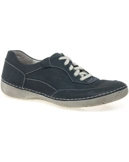 Antje 09 Womens Casual Shoes Women's Shoes (trainers) In Blue