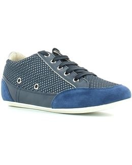 2728 M11 Sneakers Women Navy Blue/silver Women's Shoes (trainers) In Multicolour