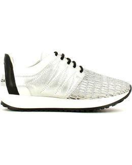 Mct01 Sneakers Women Women's Shoes (trainers) In Silver