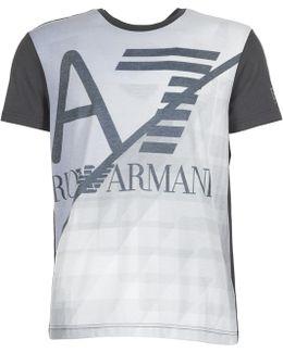 Askolia Men's T Shirt In Grey