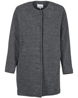 Emile Women's Coat In Grey
