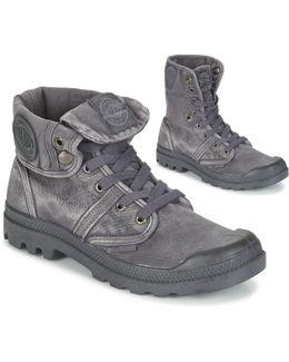 Us Baggy Men's Mid Boots In Grey