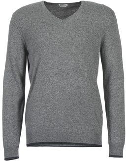 Soulo Men's Sweater In Grey