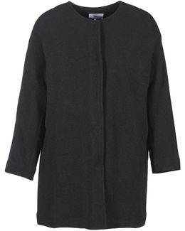 Emile Women's Coat In Black