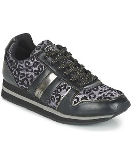 E0vobsb1 Women's Shoes (trainers) In Black