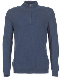 Poulovi Men's Sweater In Blue
