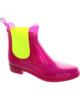Pisa 04 Women's Wellington Boots In Pink