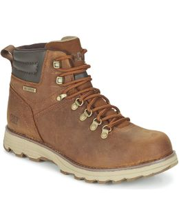 Sire Wp Men's Mid Boots In Brown
