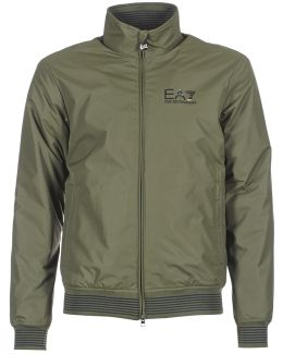 Madougalo Men's Jacket In Green