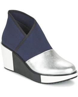 Bonni Women's Low Boots In Blue