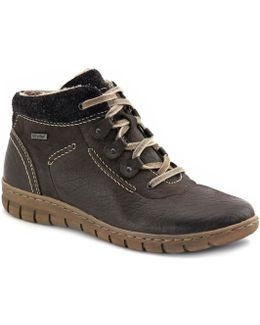 Steffi 13 Womens Casual Boots Women's Shoes (high-top Trainers) In Brown