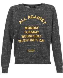 Aweek Jp Women's Sweatshirt In Grey