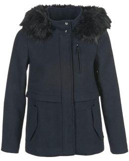 Roplifa Women's Coat In Blue