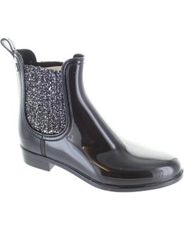 Sardenha 01 Women's Low Ankle Boots In Black