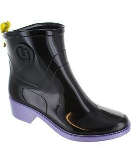 Iara 11 Women's Low Ankle Boots In Black