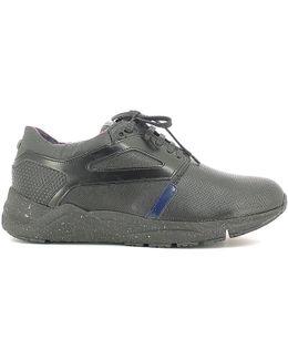 Su73452c Sport Shoes Man Black Men's Shoes (trainers) In Black