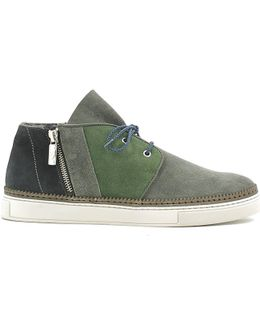 Su73480c Ankle Man Grey Men's Shoes (trainers) In Grey
