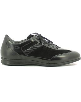 Su73433f Sneakers Man Black Men's Shoes (trainers) In Black