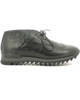Su73457b Sneakers Man Black Men's Smart / Formal Shoes In Black
