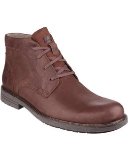 Cat Brock Men's Low Ankle Boots In Other