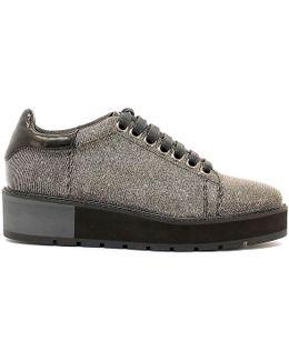 Dlg06 Lace-up Heels Women Women's Walking Boots In Grey