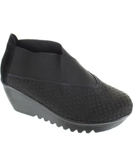 Hush/b Women's Low Ankle Boots In Black