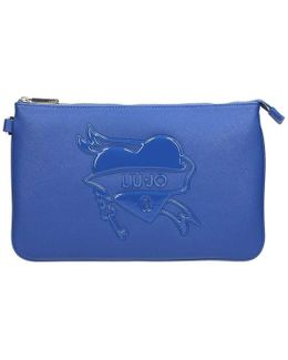 A17185e0140 Clutch Women's Bag In Blue