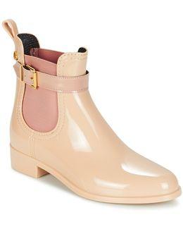 Garda Women's Mid Boots In Beige