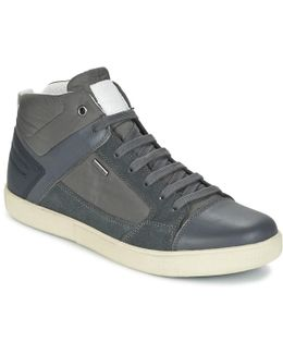 Taiki B Abx Men's Shoes (high-top Trainers) In Grey