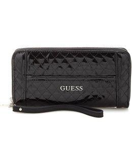 Swpq50 42460 Wallet Accessories Black Men's Purse Wallet In Black