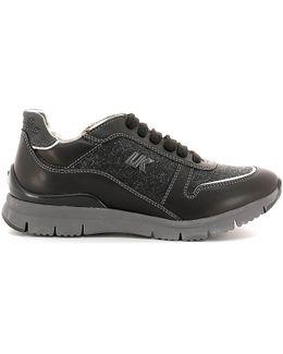Sw18705 001 O23 Sneakers Women Black Women's Walking Boots In Black