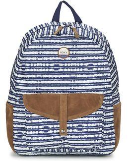 Carribean Women's Backpack In Blue