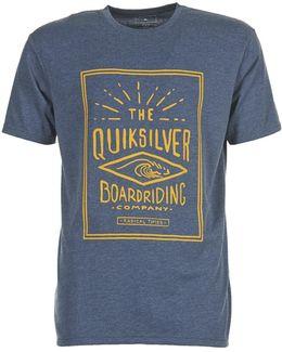 Doublelines Men's T Shirt In Blue