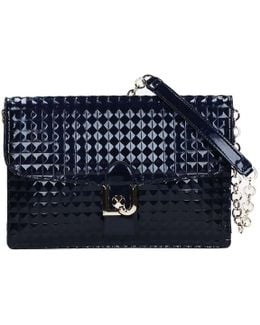 A17086e0004 Clutch Women's Pouch In Blue