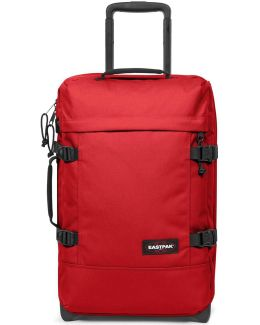 Ek61f Medium Trolley Accessories Men's Pilot Case In Red